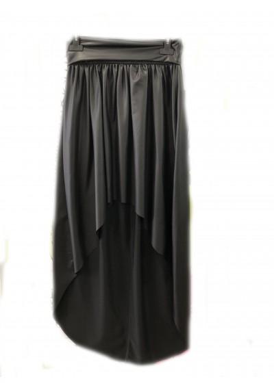 Zuiki γυναικεία φούστα από δέρμα