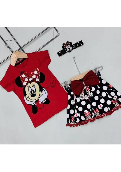 Minnie Girls Rocks Set