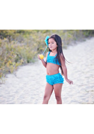 Petti Lace Bikini Turquaz