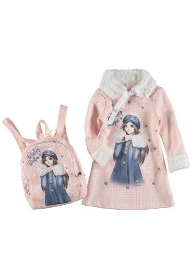 LT Design Φόρεμα με τσάντα