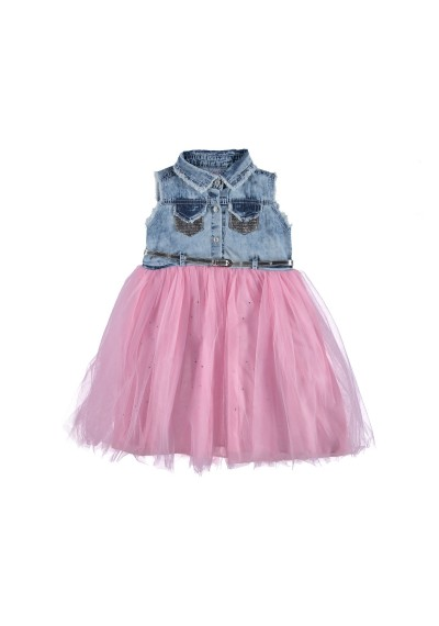 Shirly Φόρεμα Jean Tutu