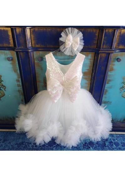Little Star Tutu Φόρεμα Princes Sequin