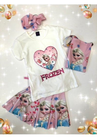 Frozen Summer Set for Girls