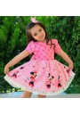 MinnieTutu Lace Dress