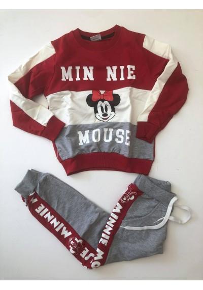 Minnie set για το σχολείο με κορδέλα