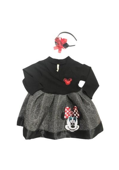 Minnie Star Φόρεμα με στέκα