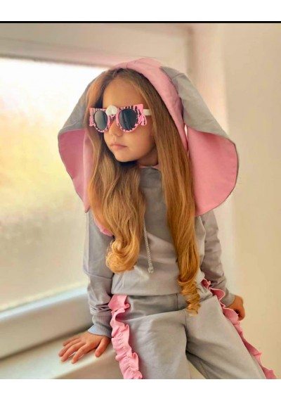 Rabbit Αθλητική φόρμα για κορίτσια