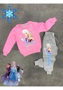 Frozen αθλητική φόρμα για κορίτσια
