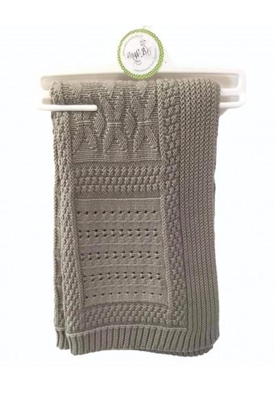 WB Μαλλί κουβέρτα για μωρά