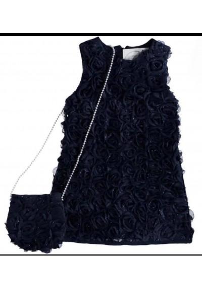 WB Φόρεμα με δαντέλα λουλουδιών (Περιορισμένη έκδοση)