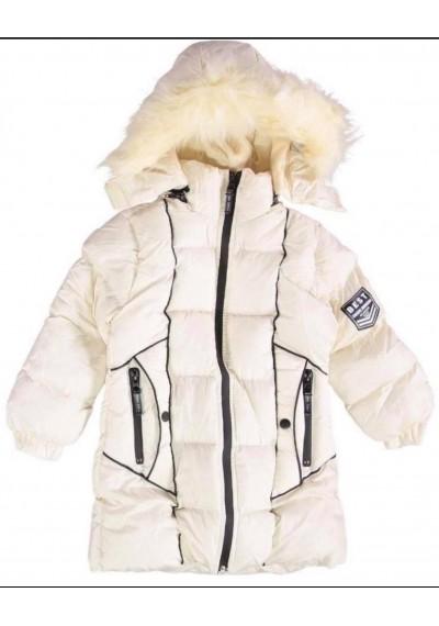 WB μπουφάν με γούνα