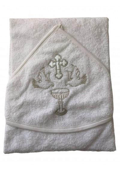 Πετσέτα για βάπτισμα