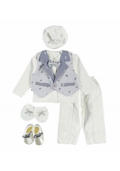 WB Baby Newborn suit σετ