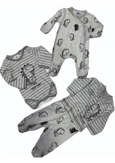 WB νεογέννητο σετ δώρου