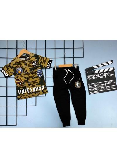 Swat Παντελόνι και μπλούζα για αγόρια