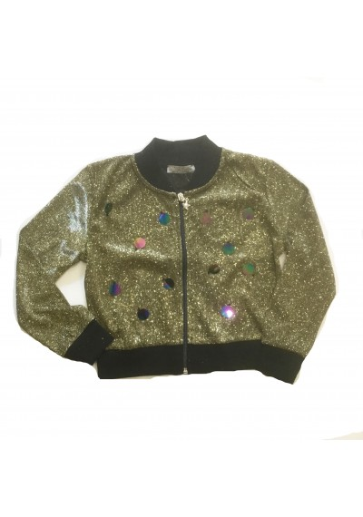 WB Sequin Jacket
