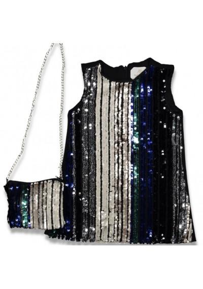 W&B Φόρεμα Sequin