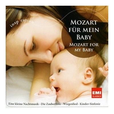 MOZART - για το Μωρό Μου! -Μουσικό cd